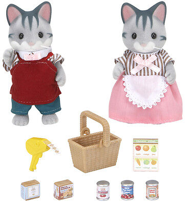 Sylvanian Families Supermarket Owners