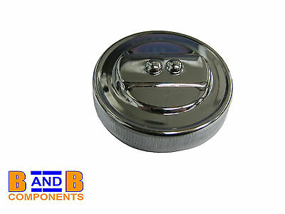 Vw T1 Beetle T2 Transporter Camper Engine Chrome Oil Filler Cap A748