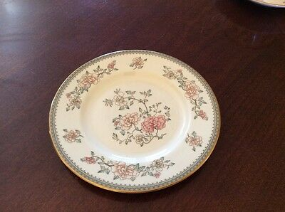 JASMINE by Minton Bread / Butter Dishes; Excellent Condition!