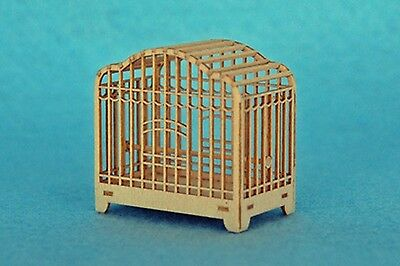 1/12 Scale Monterey Bird Cage Kit ForThe Dollhouse