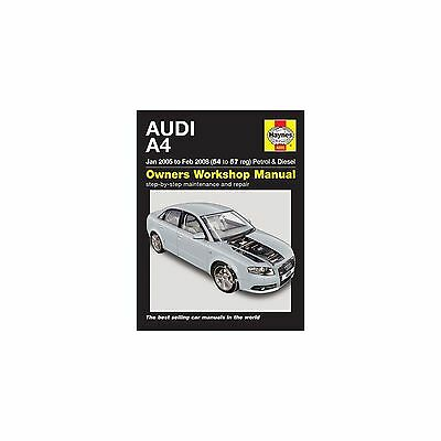 Haynes Workshop Manual Ford Mondeo Petrol and Diesel 2007-2012 Service and Repair