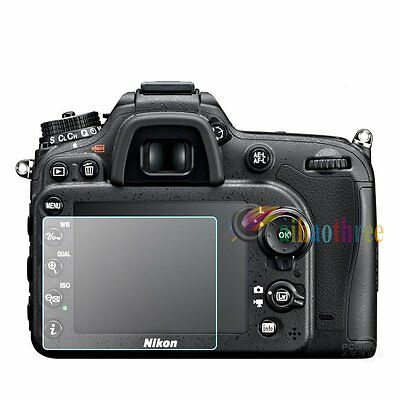 EIRMAI Tempered Glass LCD Screen Protector Film Cover For Nikon D7100 D7200