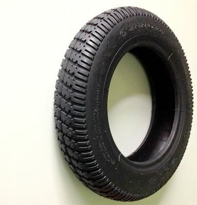 250x8 Black Mobility Scooter Tyre 2.50-8 for Diamond and Other Scooters INNOVA