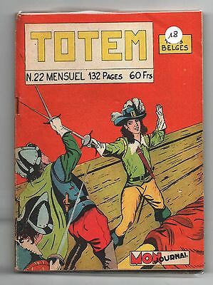 TOTEM n°22 - Editions Mon Journal - TBE
