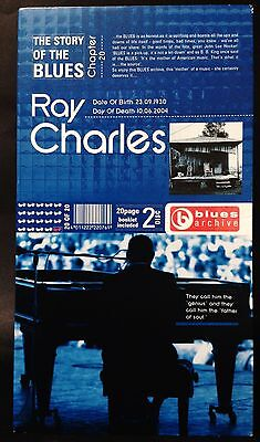 RAY CHARLES 2 CD Plus Booklet Set Brand New and Sealed