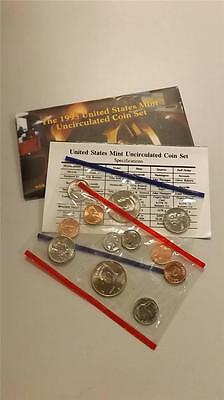 1995 P and D US Mint Uncirculated Coin Set