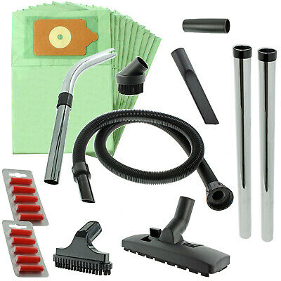 Vacuum Cleaner 1.8m HOSE Attachment TOOL KIT Rods Bags & Fresheners for HENRY