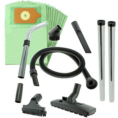Vacuum Cleaner 1.8m HOSE Attachment TOOL KIT Rods + Bags for Numatic HENRY