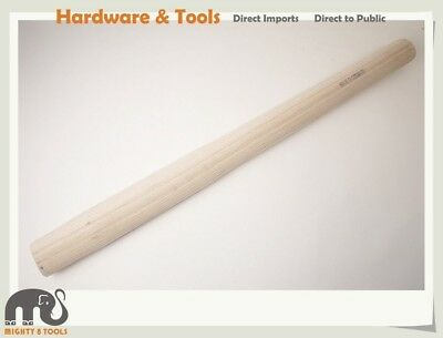 """Replacement Hickory Wood Handle for Sledge Hammer Made in Germany Option:24"""",36"""""""