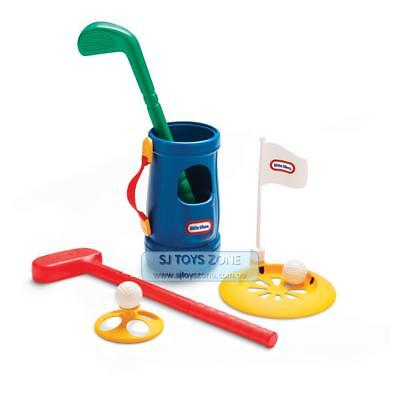 Little Tikes Preschool Toy Totsports Grab N Go Golf refreshed Packaging