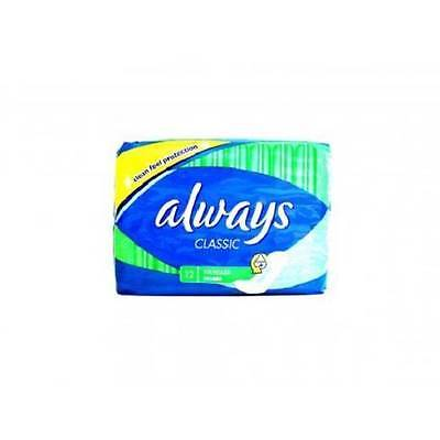 ** 24 Always Classic Standard Towels New ** Private Listing Ladies Hygeine