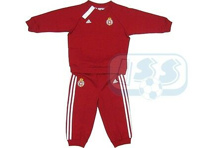 JWIS03: Wisla Cracow 13-14 official Adidas boys track suit