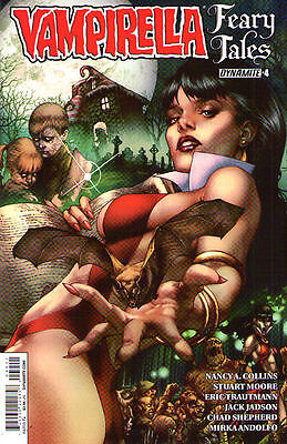 VAMPIRELLA FEARY TALES #4 - Cover A - New Bagged