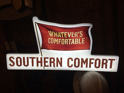 Southern Comfort LED Sign
