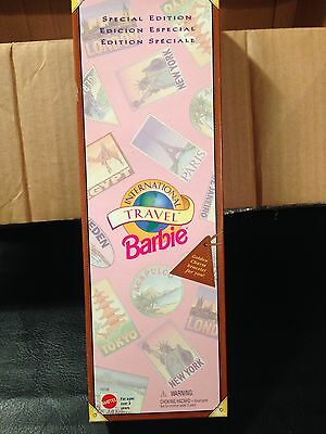 INTERNATIONAL TRAVEL BARBIE DOLL SPECIAL EDITION #16158 NRFB MINT~2nd IN SERIES
