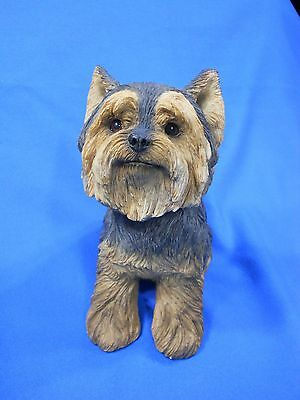 Adorable Yorkshire Terrier from Sandicast Sculpture