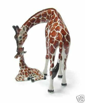 R089  Northern Rose  Miniature Giraffe & Baby