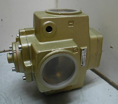 "NEW Ross 2-1/2"" Air Pilot Valve, # D2753A9011 3/2,  WARRANTY"