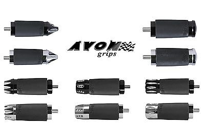 Avon Custom Contour Motorcycle Shifter Brake Peg Bobber Chopper Harley Davidson