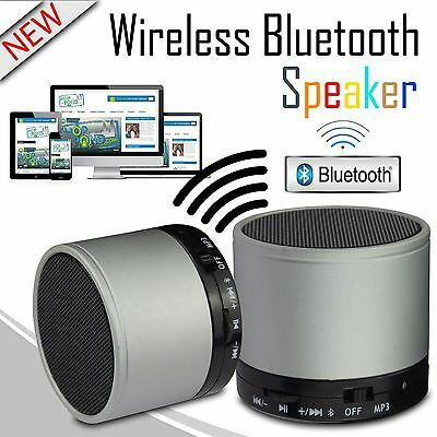 Bluetooth Wireless Mini Portable Speakers Speaker For iPad iPhone Samsung S4 S5