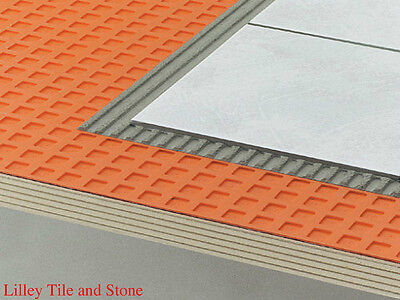 Schluter Ditra Matting  Un-coupling Membrane for tiles available 5m - 30m rolls