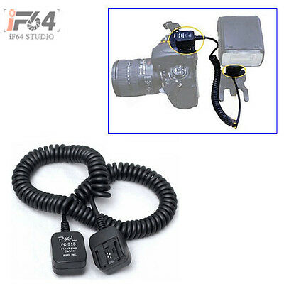 Pixel FC-313/M 3.6m TTL Off Camera FLASH Cord for Sony Camera Sony TTL Cable