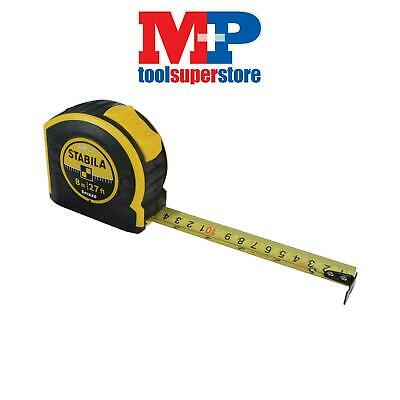 Stabila BM408 BM 40 Pocket Tape 8m/26ft (Width 25mm)