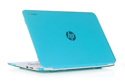 """iPearl mCover Hard Shell Case for 14"""" HP Chromebook 14 G2 series (14-Q010NR 1..."""