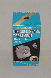 eSHa HEXAMITA 20ml Discus Treatment. Aquarium Fish.