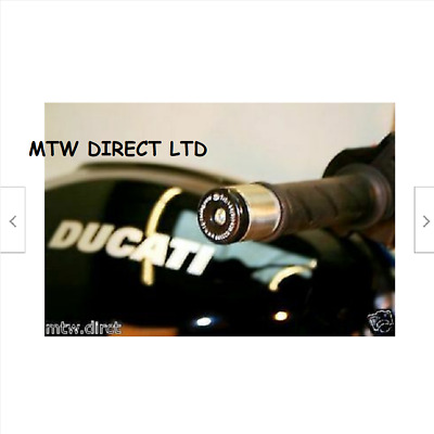 R&G RACING BAR END SLIDERS PROTECTORS  for DUCATI MULTISTRADA 1200 2013