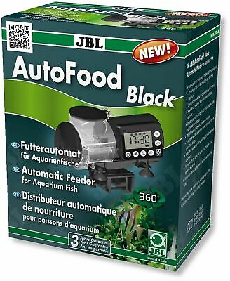 Jbl Autofeeder Black Automatic Feeder Granule Food Machine Fish Tank Aquarium