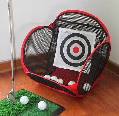 PRO ADVANCED Chipping Net, Innovative Golf Training Aid!