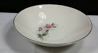 """Taylor Smith Taylor china TST 78 Pattern  - Round Vegetable Bowl @ 8"""""""