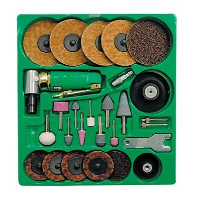 """90 Angle 1/4"""" Die Grinder and Surface Prep Kit MTN7310 Brand New!"""