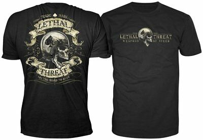Lethal Threat Mens Road to Ruin T-Shirt 2014