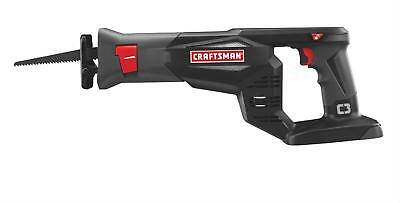 Craftsman Reciprocating Saw C3 19.2V Requires Rechargeable Battery Each