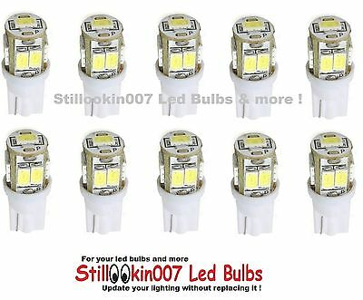 10 x T5 Garden & Path lighting, led upgarde with 9-5630 super bright led's