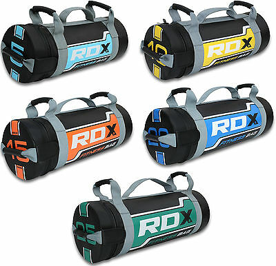 RDX Power Sandbag Training Bag Gewichtssack Krafttraining Fitnessbag 5-25KG