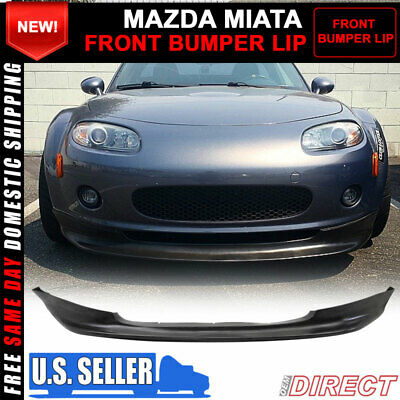 06 - 08 Mazda MX-5 Miata Blue rear bumber skirt air dam OEM NEW