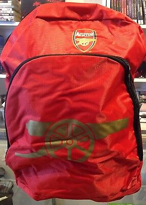 Arsenal FC Official Backpack FS