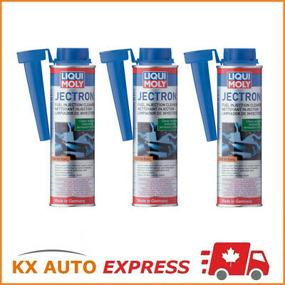 3x Liqui Moly Jectron Fuel Injection Cleaner For Gas Engine 300ml LiquiMoly
