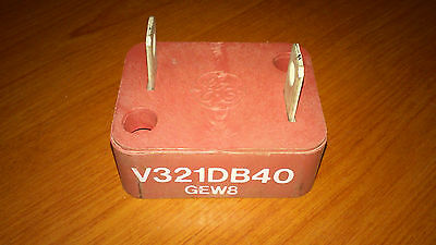 Lot of 8 GE General Electric V321DB40 Semiconductors