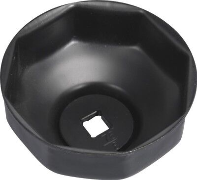 Sealey Oil Filter Cap Wrench 76mm x 8 Flutes