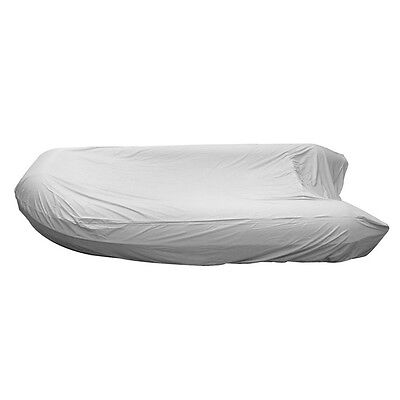 "New 8'10"" Inflatable Boat/Tender/Dinghy Cover, Grey"