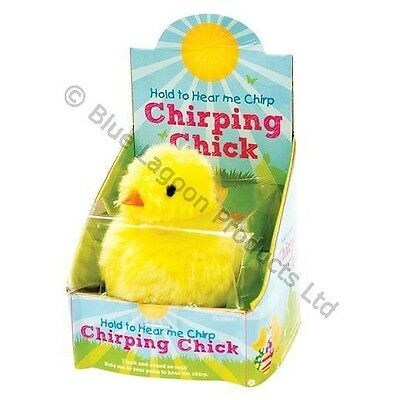 Easter Chirping Noise Chick Egg Hunt Kids Children Noise Chicken Party