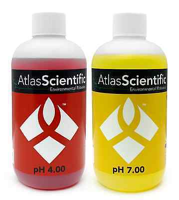 PH Buffer/Calibration Solution Combination Kit  4 & 7 125ml (4oz)