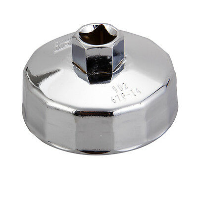 Car Cap Oil Filter Socket Wrench Cup Tool 67mm 14 Flutes For Suzuki Hafei KIA