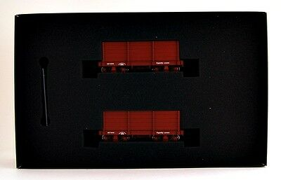 Bachmann On30 Scale Train 18' Freight Cars High Gondola (2/box) 26541