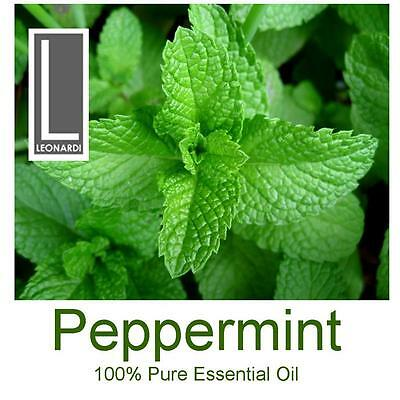 PEPPERMINT 100% PURE ESSENTIAL OIL Organic 10ml AROMATHERAPY GRADE