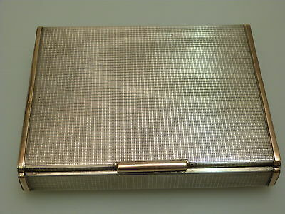 MASSIVE STERLING SILBER 925 ZIGARRENDOSE 482 gr ART DECO HEAVY CIGAR CASE